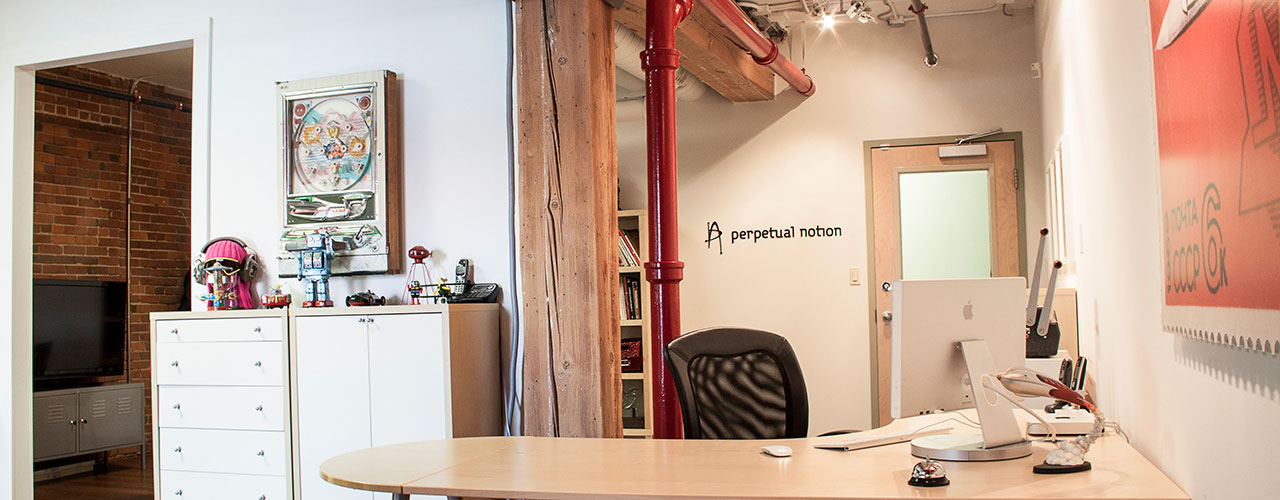 Perpetual Notion office