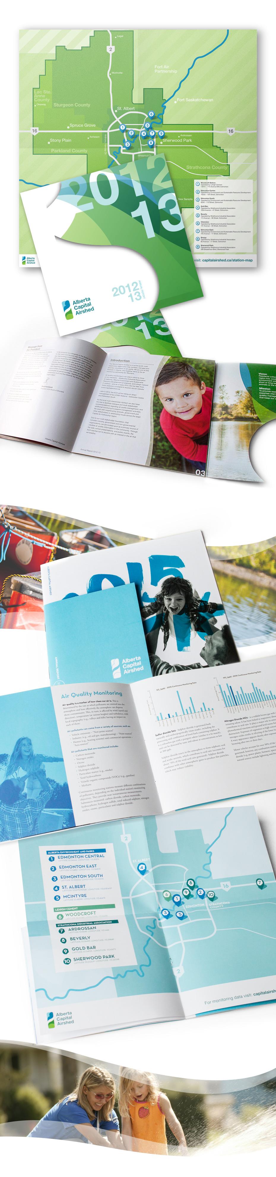 Acac portfoliomock print