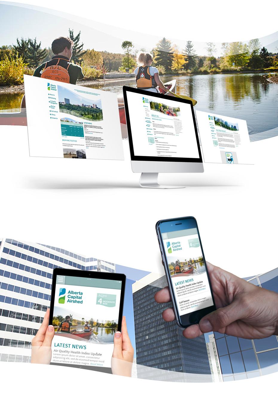 Acac portfoliomock web