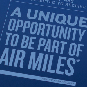 AIR MILES® INCENTIVES